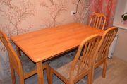 стол и стулья обеденные