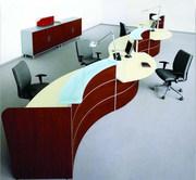 Офисная мебель на заказ г.Усть-Каменогорск
