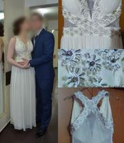 Свадебное платье в аренду,  не дорого!