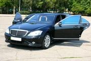 Mercedes-Benz S350 W221 Long аренда