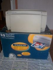 продам принтер Hewlett Packrd Deskjet 420