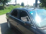 продам ауди А 6.седан.черный металлик.1996г.v 2.6
