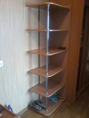 Продам этажерку новую с полочками