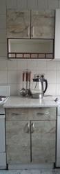 Кух. гарнитур (Беларусь) из 2 предметов для небольшой кухни