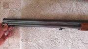 Штучное ружье-вертикалка ТОЗ 34 ЕР,  12 калибр,  с гравировкой