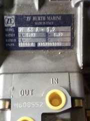 Судовой реверс-редуктор ZF 63 A