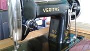 продаем ножную немецкую швейную машинку VERITAS