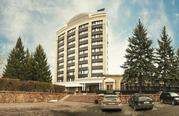 Крупный гостиничный комплекс